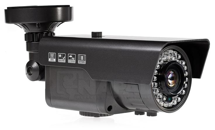 Kamera z oświetlaczem podczerwieni AT VI600 9-22 Przetwornik 1/3 SONY 600/700TVL Regulowany obiektyw 9-22mm Funkcje: ATW AWB BLC AGC AES 2DDNR DWDR. Kamera CCTV VI600 z regulowanym obiektywem 9-22mm oraz promiennikiem IR umożliwi realizację efektywnego systemu telewizji dozorowej i zapewni bezpeiczeństwo ochranianym miejscom. Menu OSD oraz inteligentne funkcje obrazu zagwarantują komfort pracy z urządzeniem. Kamera posiada klasę szczelności IP66. Więcej kamer znajdziesz tutaj…