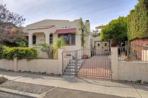 Tiny House Built In 1927 This Spanish Style Bungalow Has Tons Of San Diego Charm Total Square Feet 728