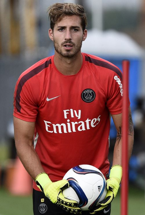 Kevin Trapp-PSG.