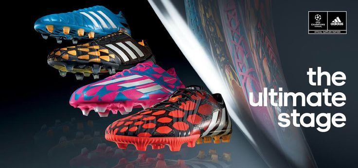 The adidas Tribal Pack