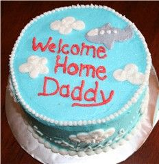 Welcome Home Daddy | Military Homecoming