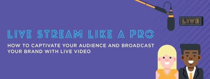Are you looking to up your live-streaming game? There's a heap of key usage stats and tips in a new infographic from Marketo and Column Five.