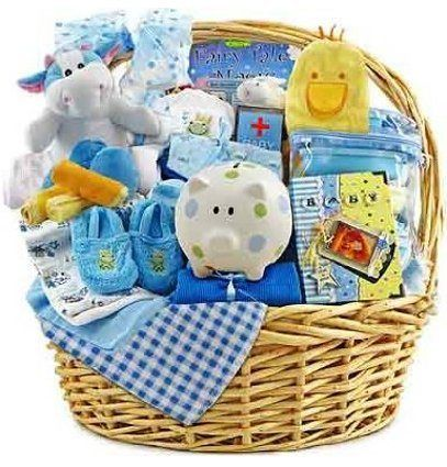 What Items Make For The Best Gift Baskets? Try These Ideas!