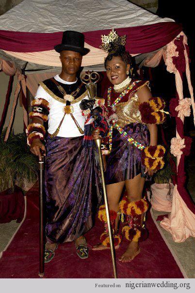 Nigerian Weddings: Akwa Ibom Traditional Engagement ... Nigerian Culture And Tradition
