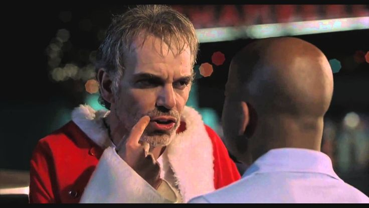 Bad Santa - Bar/Parking Lot Scene. One of the most random scenes in a movie but gets me every time