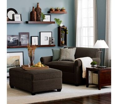 The Oxford Sofa From Crate Amp Barrel Is A Classic In Any