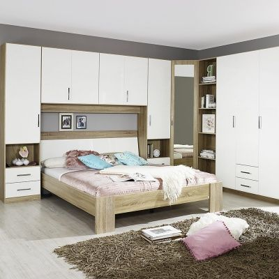 Wardrobe over bed buscar con google todo lo que amo 8 for D i y bedroom cupboards