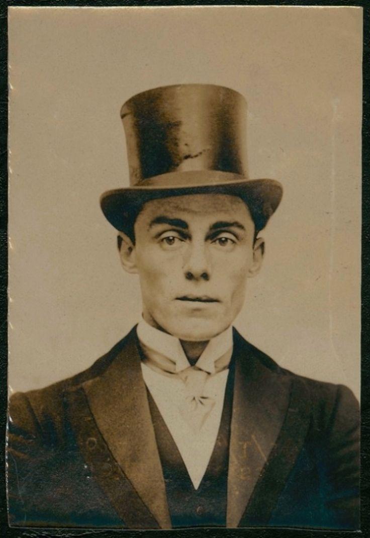 Mugshots of Criminals from North Shields taken during First World War