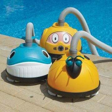 Are you looking for an above ground pool cleaner to do the work for you? Check out Hayward Aqua Critters today and then get back to your lemonade! Save 20% off this fun and easy to use pool cleaner, now only $127.99. http://www.doheny.com/poolsupplies/Hayward-Aqua-Critters-Above-Ground-Pool-Cleaner-1533.html