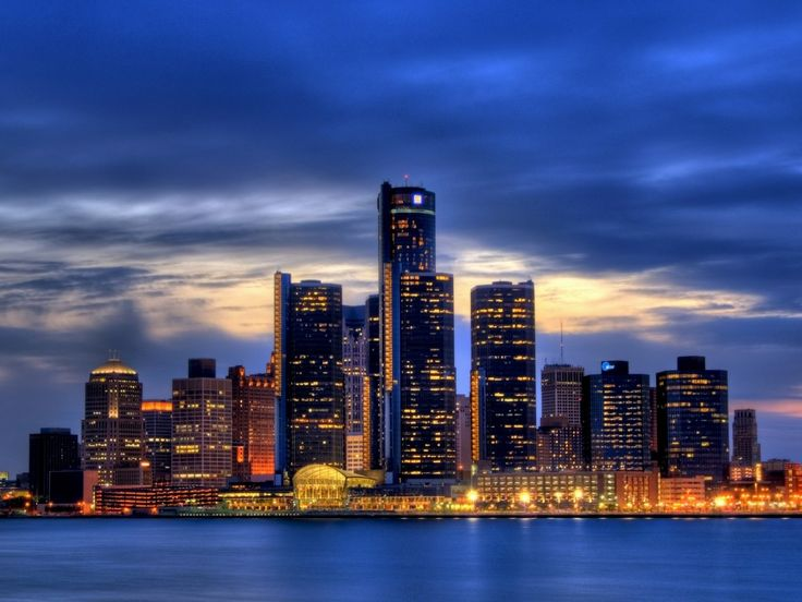 Today... Sharon shares must-sees in her hometown: Detroit, MI