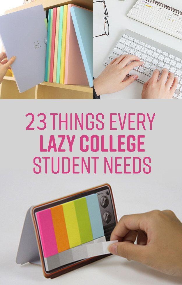 23 lebensverändernde Produkte, die jeder faule Student braucht Wir hoffen, Sie lieben die …   – mortgage