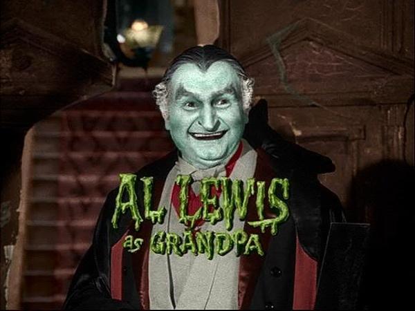 The Munsters Grandpa