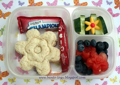 Flower Power Bento Lunch