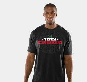 Men's UA Team Canelo T-Shirt | 1240486 | Under Armour US