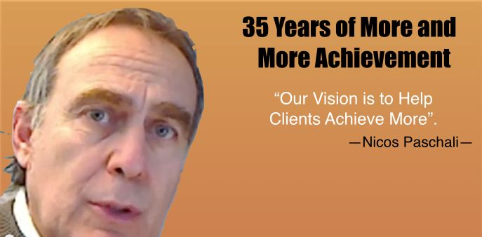 """Our Vision is to Help Clients Achieve More""."