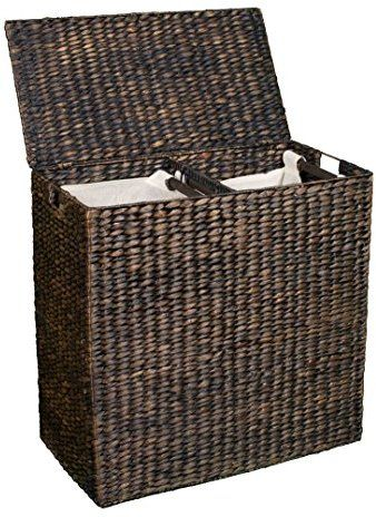 1000 ideas about laundry hamper with lid on pinterest laundry hamper double laundry hamper - Corner hamper with lid ...