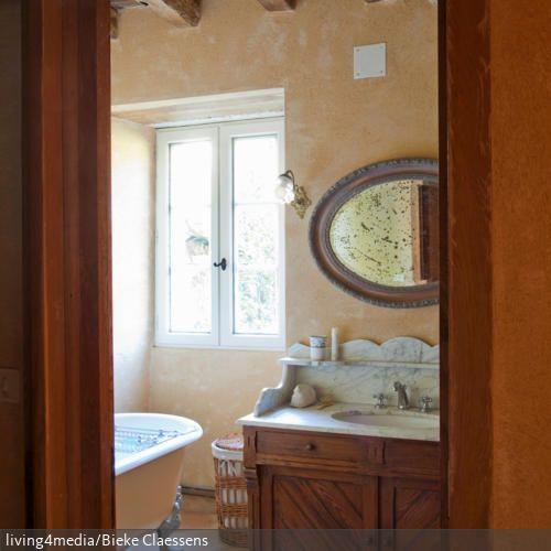 Waschtisch Mediterran 39 besten wohnen im mediterranen stil bilder auf