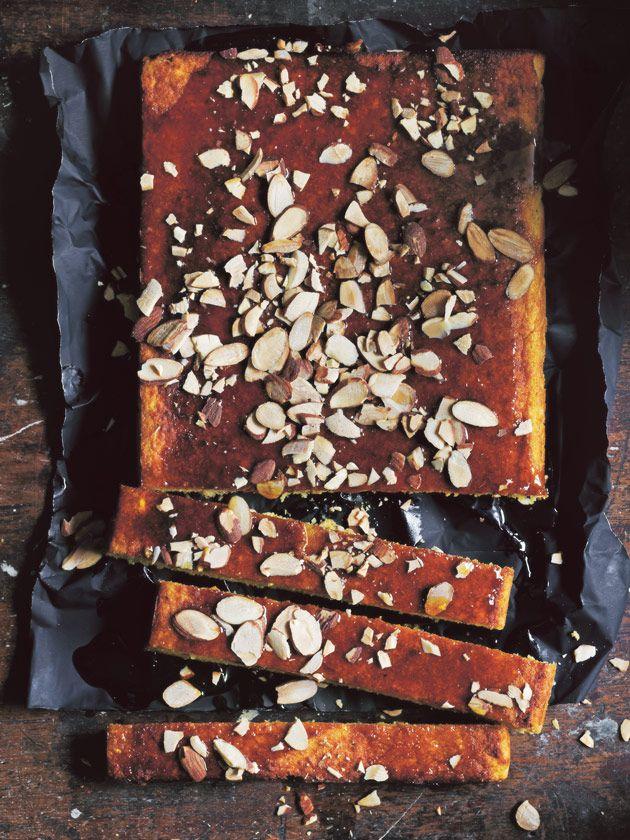 Orange And Cinnamon Syrup Cake | Donna Hay