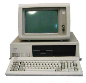 August 12 1981: First IBM PC Computer Rolled Out
