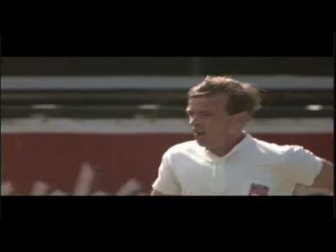 "Eric Liddell ""Chariots of Fire"" Olympics video"