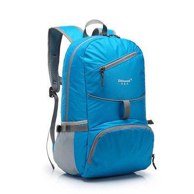 ENKNIGHT Outdoor Waterproof Folding Backpack Travel Bags Waterproof Multifunctional Men women Luggage Bag Sports Bags