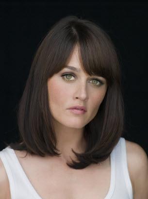 Robin Tunney plays Teresa Lisbon on the Mentalist