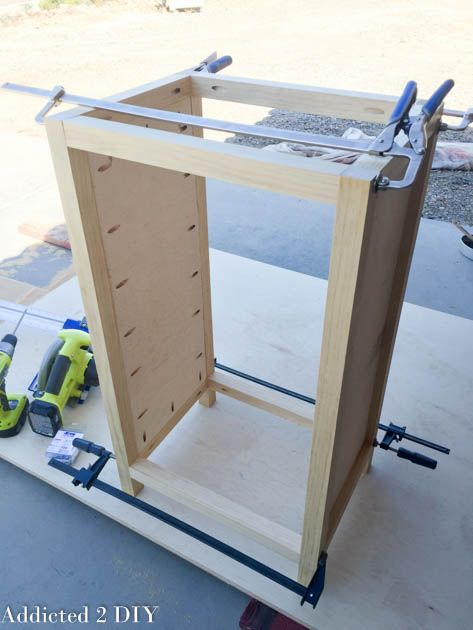 106 best images about kreg jig on pinterest joinery for Build kitchen cabinets with kreg