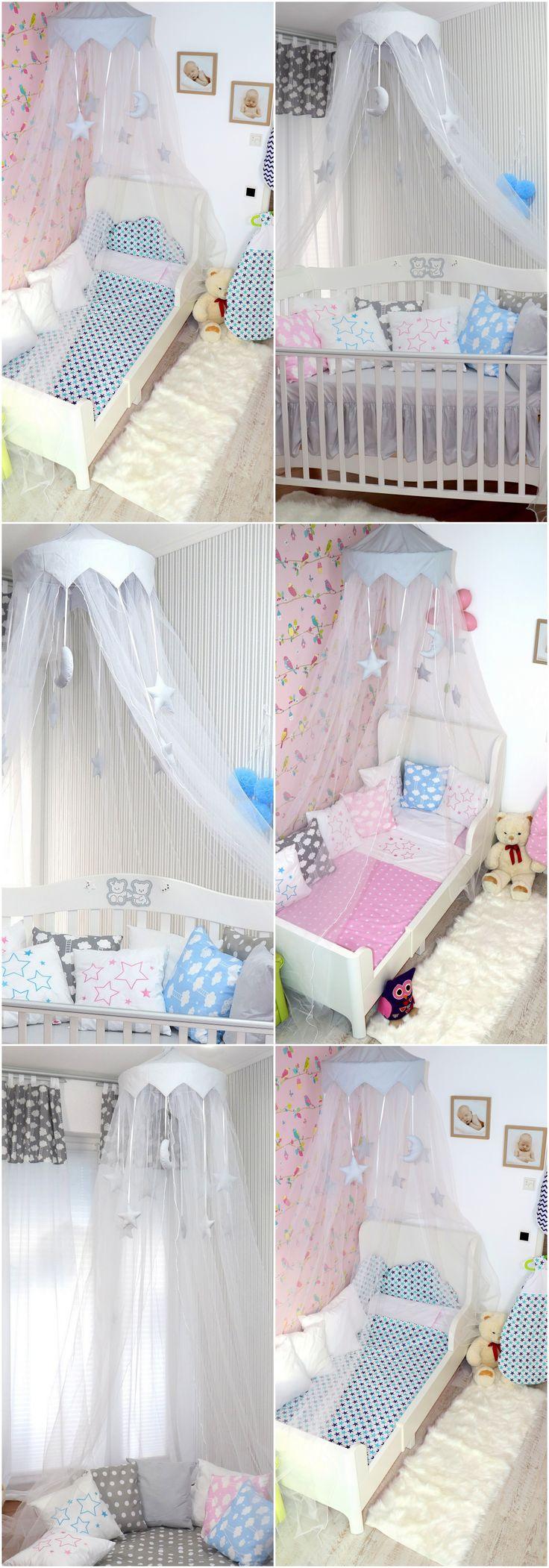 Baldachin Moskito für Baby, Kind & Co. Vielseitig einsätzbar