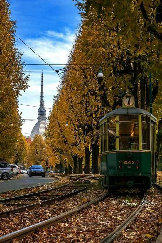 Uno dei miei numeri, il 7, Torino e quello che rappresenta, bellissima