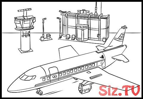 Airport Coloring Page Lego Coloring Pages Lego Coloring Coloring Pages