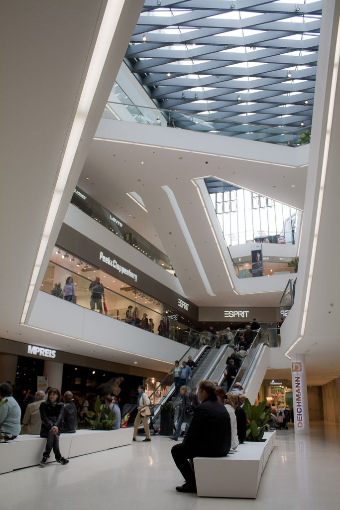 1000 ideas about shopping mall interior on pinterest for Interior design innsbruck