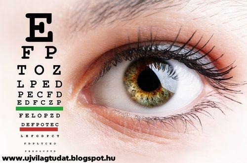 Hasznos tippek a gyenge látás természetes módon történő javításához