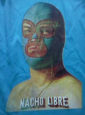 euc NACHO LIBRE cape mask combo COSTUME child | eBay #halloween #ebay #nacholibre