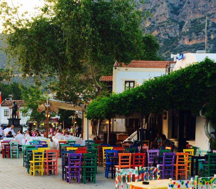 Mavi,Kaş,Antalya