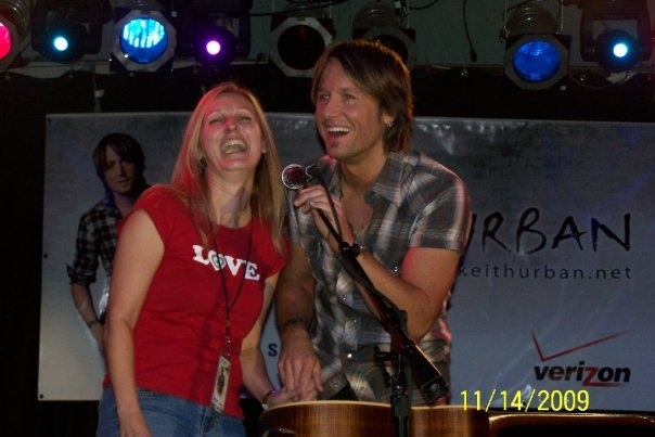 #KeithUrban - The First with Keith