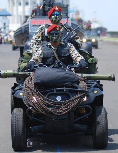 INDONESIAN NAVY SEAL (Kopaska)