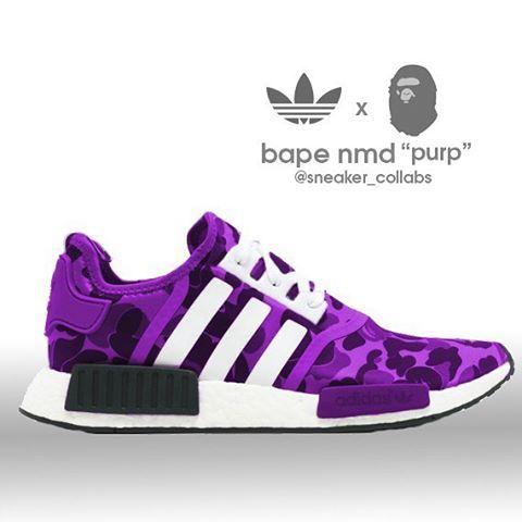 adidas nmd c purple