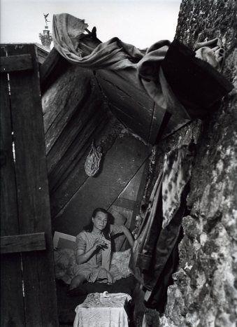 Robert Doisneau - Clochards