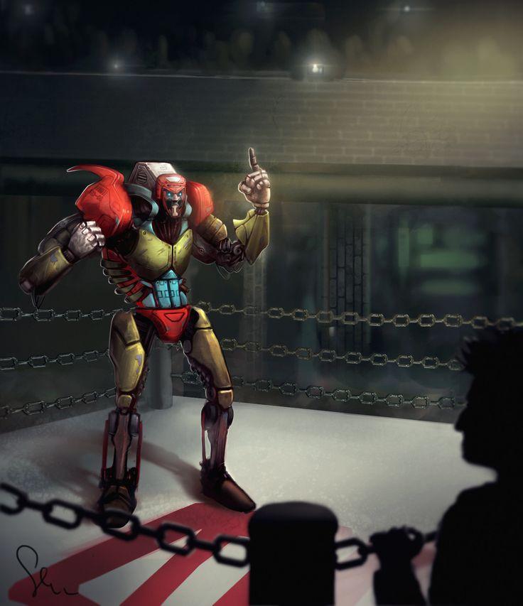 Wrestler challenge