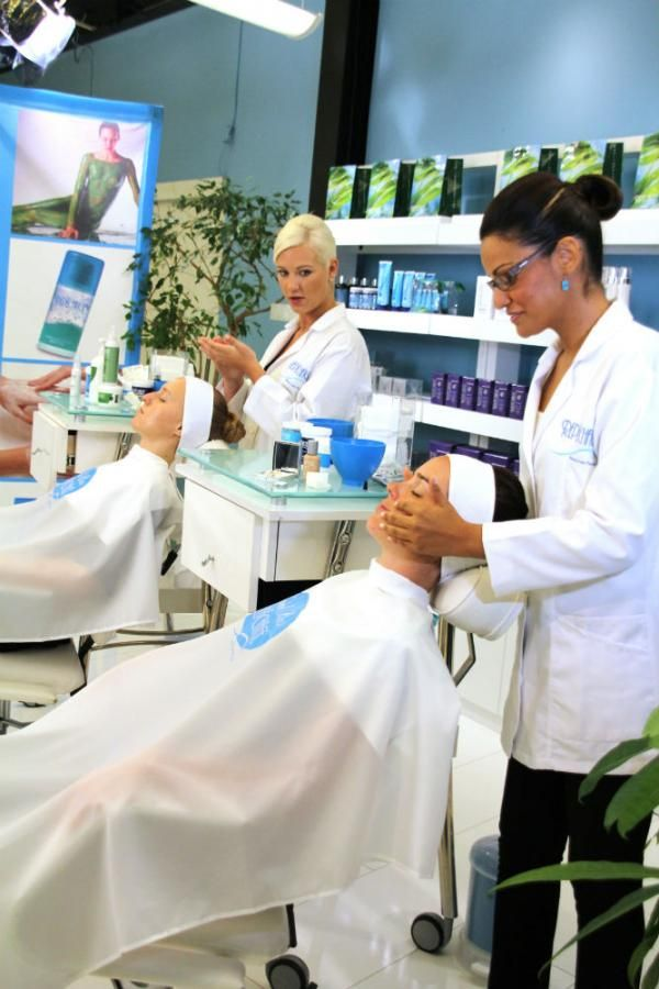 Repechage s Lydia Safarti offers 5 success strategies for launching an  in salon facial. 12 best express facial bars images on Pinterest