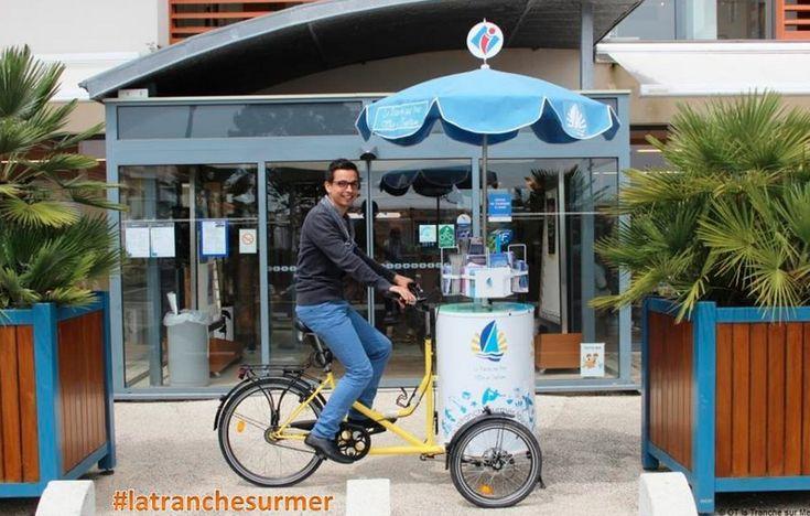 1000 images about office de tourisme mobile on pinterest - Office de tourisme de la tranche sur mer ...