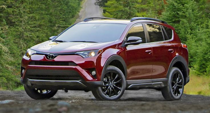 The new Toyota RAV4 Adventure is getting ready to arrive at dealers this month, and pricing begins at $28,695.
