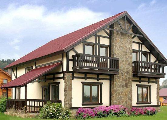 строительство домов в немецком стиле