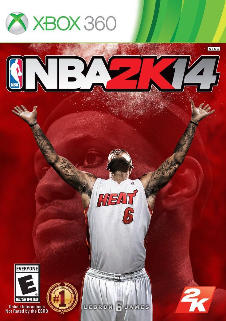 NBA 2K14 - Xbox 360 #NBA2K14 #Xbox360 #NBA #2K14 #Xbox #videogames #basketball http://www.amazon.com/gp/product/B00C710AZ0?tag=shoppingwithadam-20