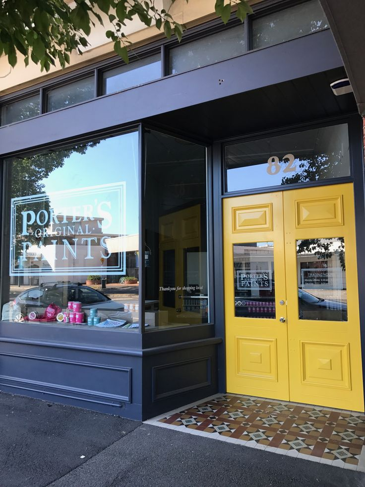 Porter's Paints have opened in Williamstown, VIC. Visit our gorgeous new store at 82 Ferguson St Williamstown. Ph 03 9397-8430 - open 6 days!