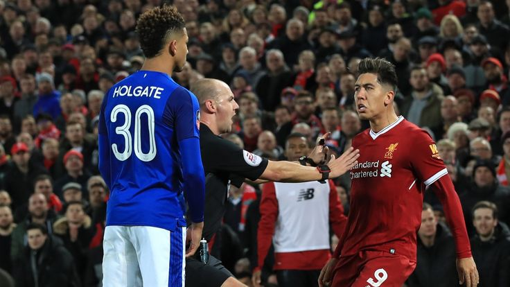 FA to investigate 'allegation' following Merseyside derby confrontation #News #Everton #Football #JurgenKlopp #Liverpool