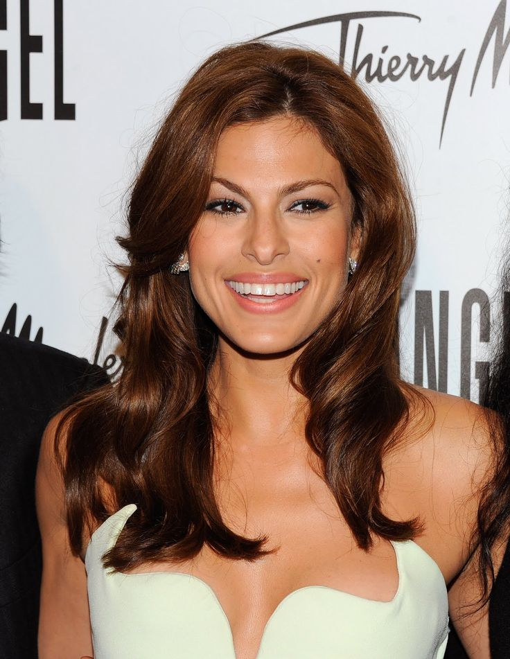 Celebrity Beauty - Eva Mendes for Angel by Thierry Mugler This is very interesting find and I am very happy to know that some are being posted