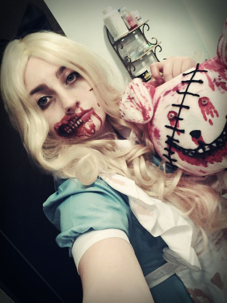 55 best Zombies in Wonderland- zombie prom images on Pinterest ...