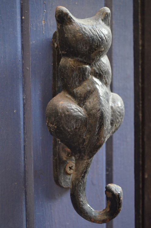 13 Best Images About Cat Door Knockers On Pinterest