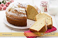 Ciambellone della nonna alto e sofficissimo ricetta